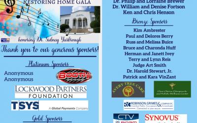 Restoring Hope: Restoring Home Gala 2019